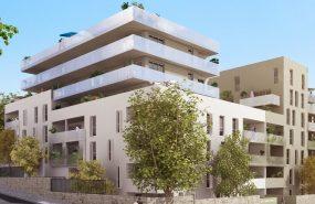 Programme immobilier EDE4 appartement à Marseille 9ème (13009) 9EME ARRONDISSEMENT