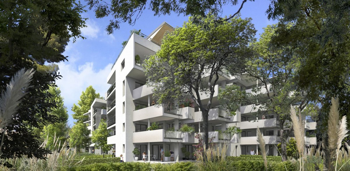 Programme immobilier Marseille 8ème (13008) Proche Prado ALT59