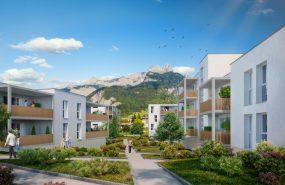Programme immobilier EUR14 appartement à Sallanches (74700) À deux pas de l'hyper centre
