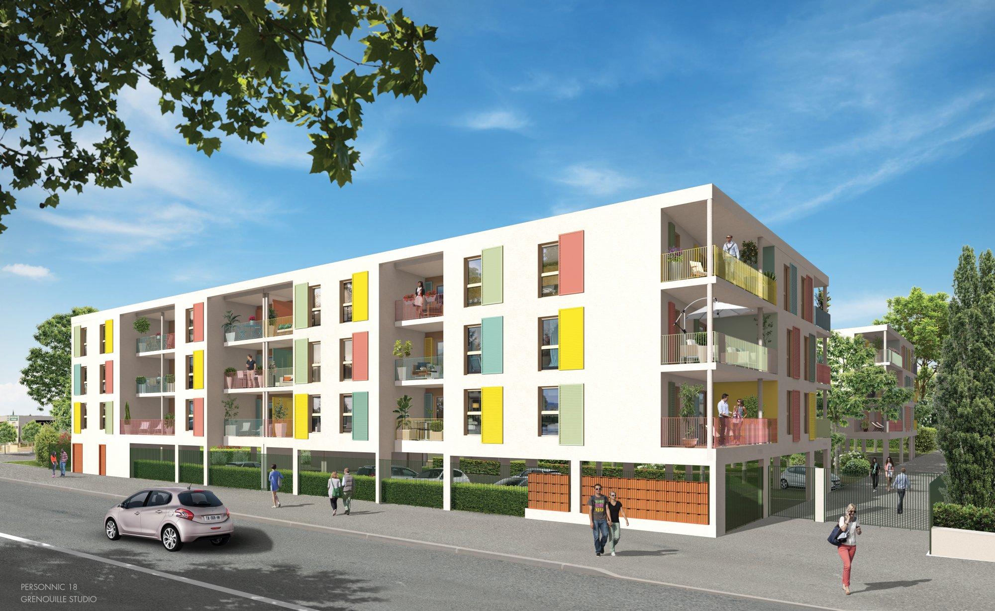 Programme immobilier EDO6 appartement à Arles (13104) Un havre de paix