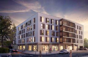 Programme immobilier OGI19 appartement à Marseille 8ème (13008) Saint-Giniez