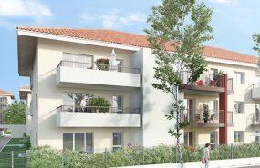 Programme immobilier PI7 appartement à Albertville (73200) Un cadre de vie en pleine nature
