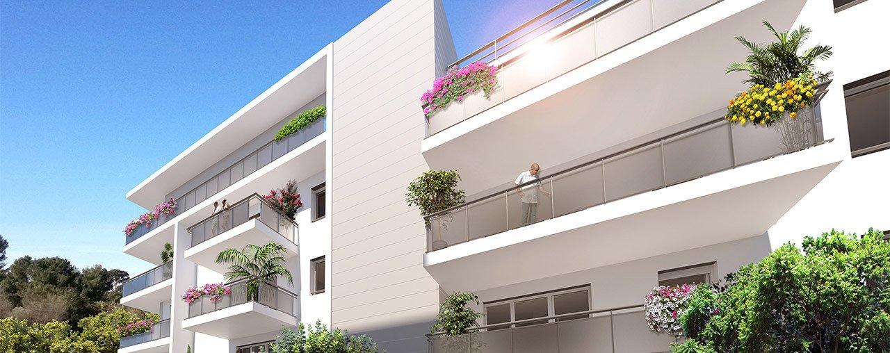Programme immobilier Roquevaire (13360) À proximité d'un centre-ville calme et convivial VAL102