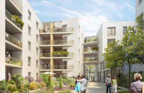 Programme immobilier VIN5 appartement à Tassin-la-Demi-Lune (69160) À quelques mètres de la célèbre horloge