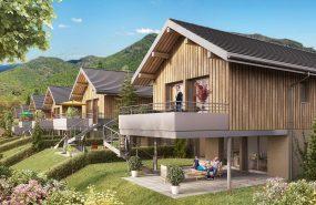 Programme immobilier EUR16 appartement à La Balme-De-Sillingy (74330) Environnement riche en espaces naturels