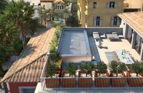 Programme immobilier PI24 appartement à Saint-Tropez (83990) Situation très recherchée