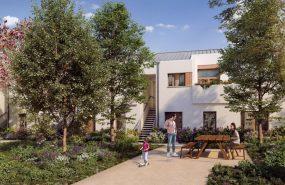 Programme immobilier OGI17 appartement à Lyon 9ème (69009) À deux pas de la Place du Trion
