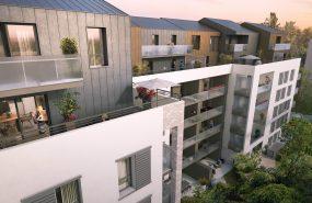Programme immobilier NEO1 appartement à Villeurbanne (69100) Villeurbanne Est