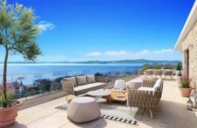 Programme immobilier EQ8 appartement à Sainte Maxime (83120) Résidence de luxe