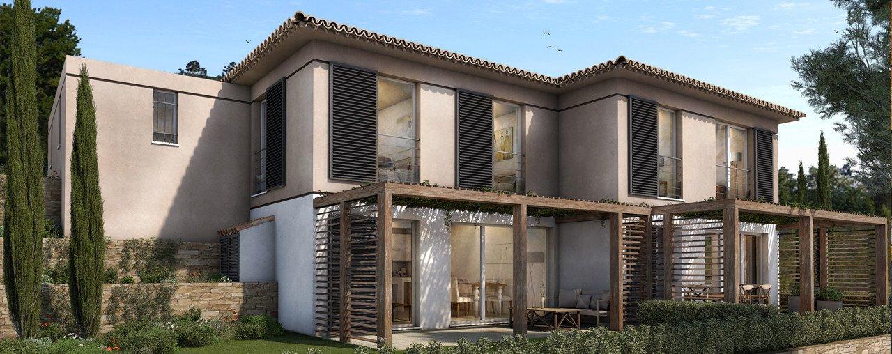 Programme immobilier Roquebrune sur Argens (83520) Au cœur d'un site naturel recherché PI31