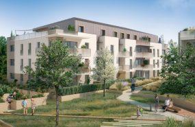 Programme immobilier OGI22 appartement à Ferney-Voltaire (01210) Idéalement situé