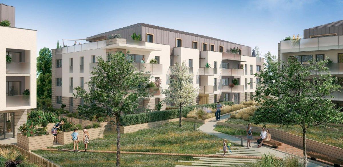 Programme immobilier Ferney-Voltaire (01210) Idéalement situé AJA3