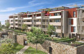 Programme immobilier PI26 appartement à Frejus (83600) Proche Centre Ville