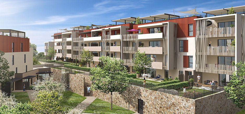 Programme immobilier Frejus (83600) Proche Centre Ville ALT56