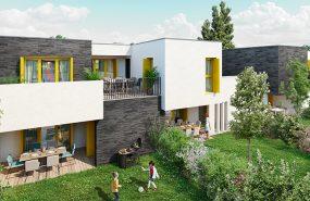 Programme immobilier PI15 appartement à Sainte-Foy-les-Lyon (69110) À deux pas de Lyon