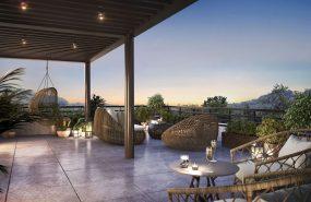 Programme immobilier EUR5 appartement à Divonne-Les-Bains (01220) Cadre naturellement préservé
