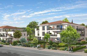 Programme immobilier VIN19 appartement à Ventabren (13122) Quartier l'Héritière