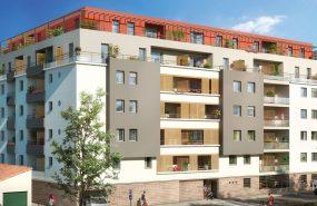 Programme immobilier OGI31 appartement à Marseille 10ème (13010) Cadre végétal exceptionnel en centre-ville