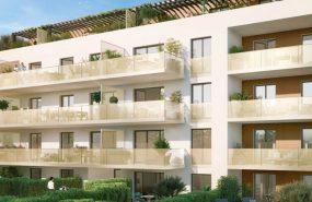 Programme immobilier PI20 appartement à Lavandou (83980) Haut lieu balnéaire