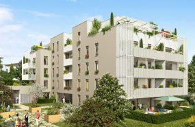 Programme immobilier ALT77 appartement à Francheville-le-Haut (69340) PROCHE CENTRE VILLE