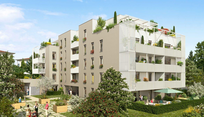 Programme immobilier Francheville-le-Haut (69340) PROCHE CENTRE VILLE  NP33