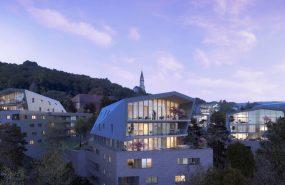 Programme immobilier ALT91 appartement à Annecy (74940) À 5 minutes du cœur historique de la ville