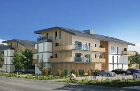 Programme immobilier VIN18 appartement à Sallanches (74700) Coeur de village