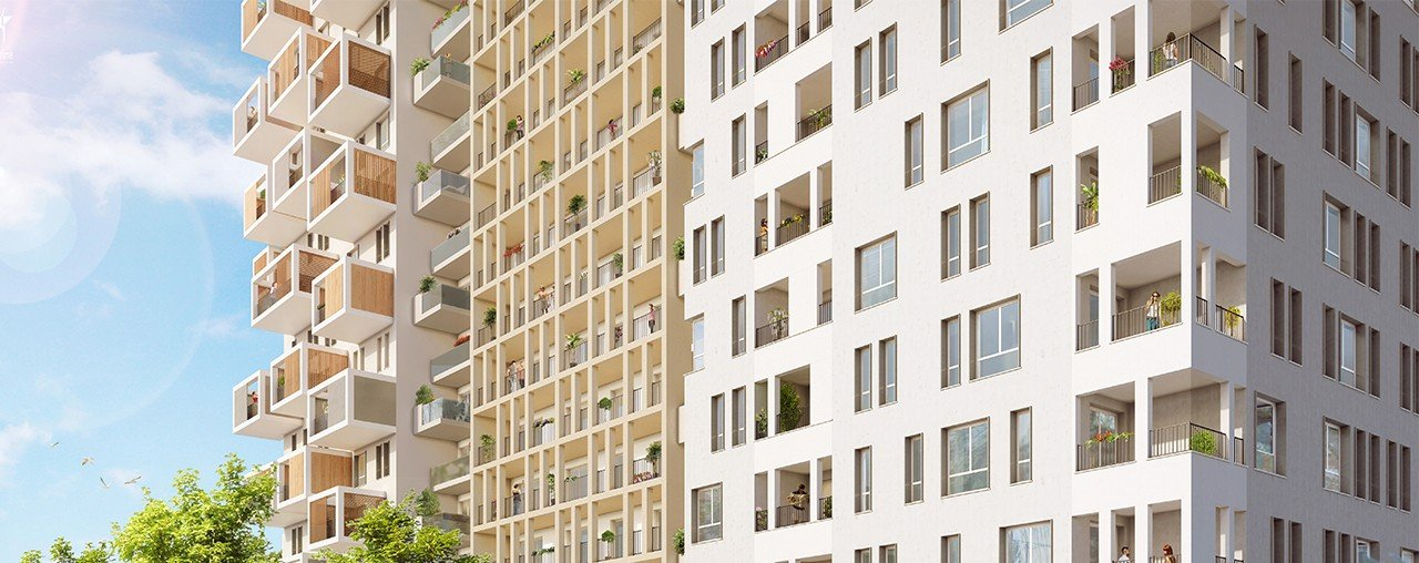 Programme immobilier VIN12 appartement à Marseille 3ème (13003) 3ÈME ARRONDISSEMENT