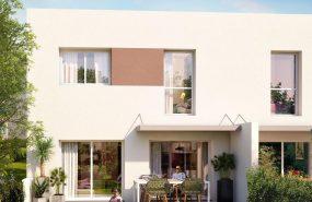Programme immobilier CRA14 appartement à La Fare Les Oliviers (13580) Écoquartier Saint-Exupéry
