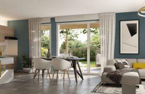 Programme immobilier OGI14 appartement à La Ciotat (13600) Situé sur les hauteurs de La Ciotat