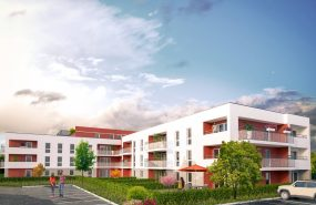 Programme immobilier EDO18 appartement à Bourg En Bresse (01000) Quartier de Pennessuy