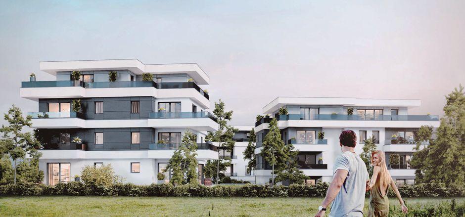 Programme immobilier PI11 appartement à Gaillard (74240) Quartier paisible ayant préservé son aspect villageois