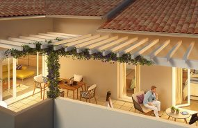 Programme immobilier PI25 appartement à Toulon (83000) Quartier résidentiel d'avenir