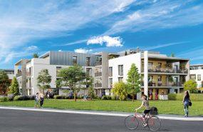 Programme immobilier EUR9 appartement à Coublevie (38500) Résidence à taille humaine