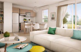Programme immobilier CRA9 appartement à Bonneville (74130) En plein cœur de la vallée de l'Arve