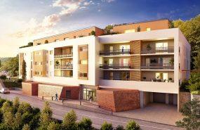 Programme immobilier VIN7 appartement à Gieres (38610) Au bord de l'Avenue d'Uriage