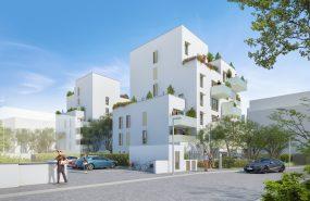 Programme immobilier SOG2 appartement à Villeurbanne (69100) Quartier Saint Jean