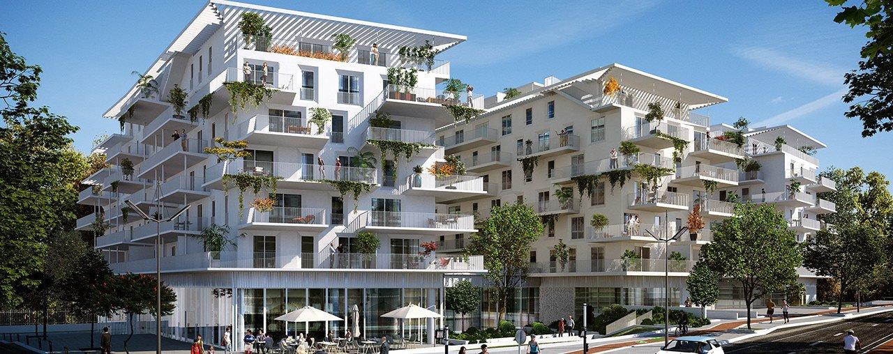 Programme immobilier VIN11 appartement à Marseille 9ème (13009) Le Cabot