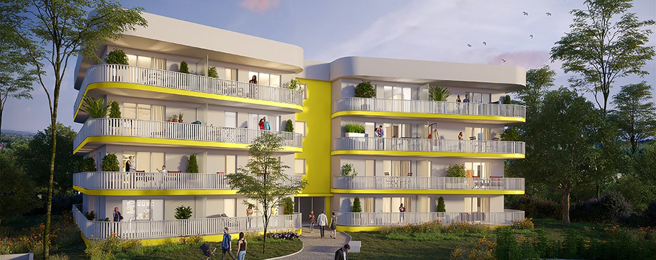 Programme immobilier Marseille 13ème (13013) Quartier-village de Saint-Mitre VAL98