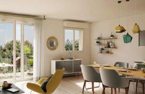 Programme immobilier EDO19 appartement à Villeurbanne (69100) CROIX LUIZET