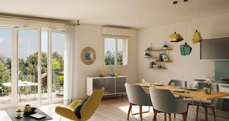 Programme immobilier Villeurbanne (69100) CROIX LUIZET VIN3