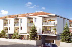Programme immobilier VIN13 appartement à Marseille 12ème (13012) Saint-Barnabé