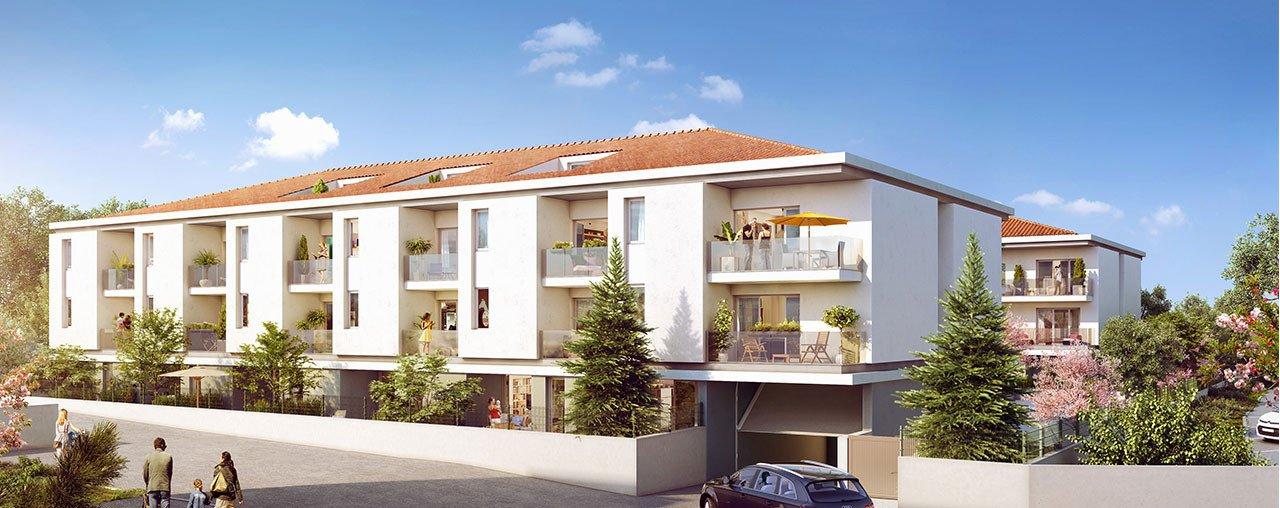 Programme immobilier Marseille 12ème (13012) Saint-Barnabé URB15