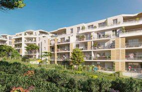 Programme immobilier PI19 appartement à Cavalaire Sur Mer (83240) Une résidence haut de gamme