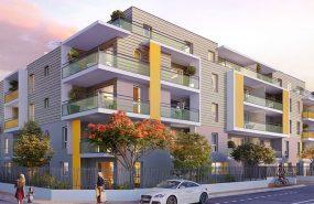 Programme immobilier PI10 appartement à Annemasse (74100) Un quartier tourné vers l'avenir