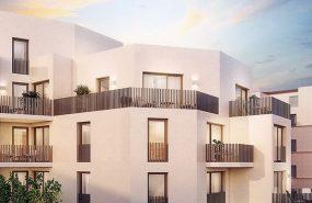 Programme immobilier PI12 appartement à Lyon 3ème (69003) Part Dieu