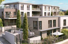 Programme immobilier EDE2 appartement à Bandol (83150) Perchée sur les hauteurs de Bandol