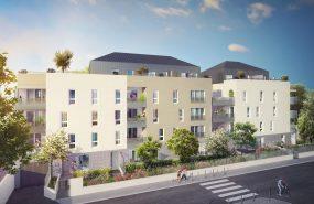Programme immobilier NEO9 appartement à Villeurbanne (69100) Proche Campus Universitaire