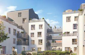 Programme immobilier EDO16 appartement à Villeurbanne (69100) Résidence de standing