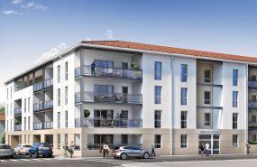 Programme immobilier EDE5 appartement à Miramas (13140) Plein Centre